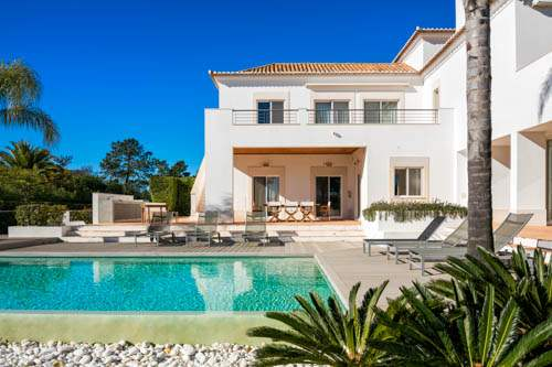 Villa Santi, 4 bedroom villa in Quinta do Lago, Algarve Photo #12
