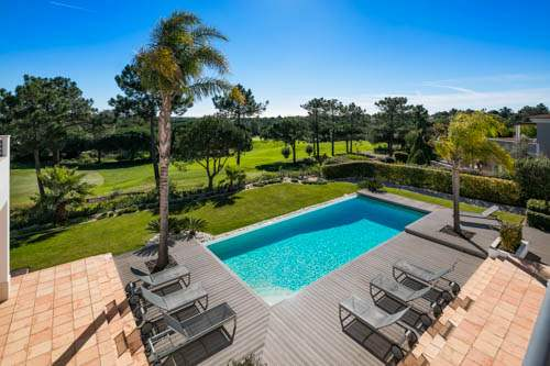 Villa Santi, 4 bedroom villa in Quinta do Lago, Algarve Photo #4